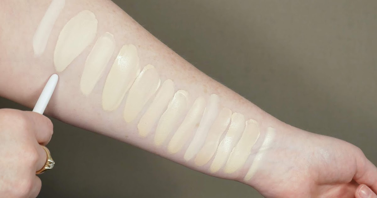 Colourpop No Filter Foundation In Fair 05 And Fair 15 With