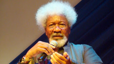 Deal With Corrupt Big Men & Women, Soyinka tells EFCC