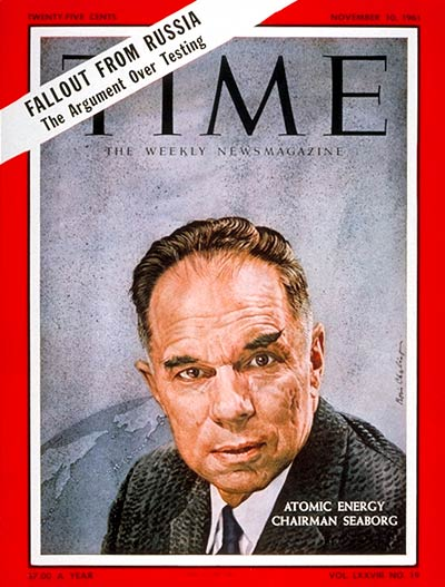 14 December 1940 worldwartwo.filminspector.com Glenn Seaborg Time Magazine