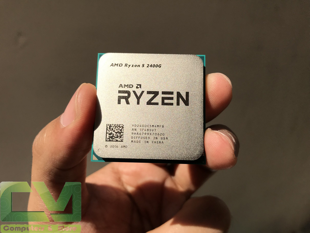 AMD Ryzen 5 2400G Review ~ Computers and More | Reviews