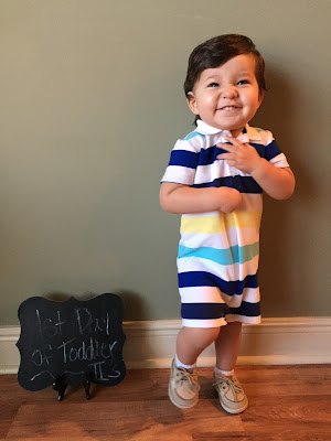 18 Month Baby Update