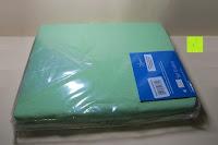 Verpackung hinten: GOLD STERN Baumwolle Jersey-Stretch Spannbettlaken 140-160 x 200 cm, Apfel-Grün