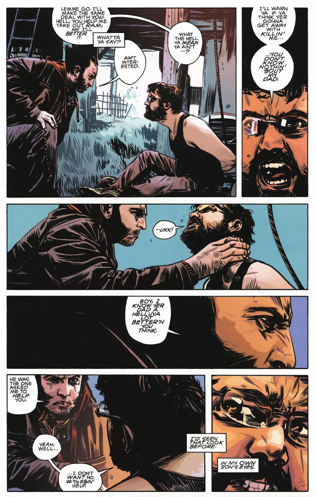 Read online Wolverine (2003) comic -  Issue #74 - 10