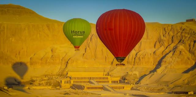 Luxor Balloon Ride Tour