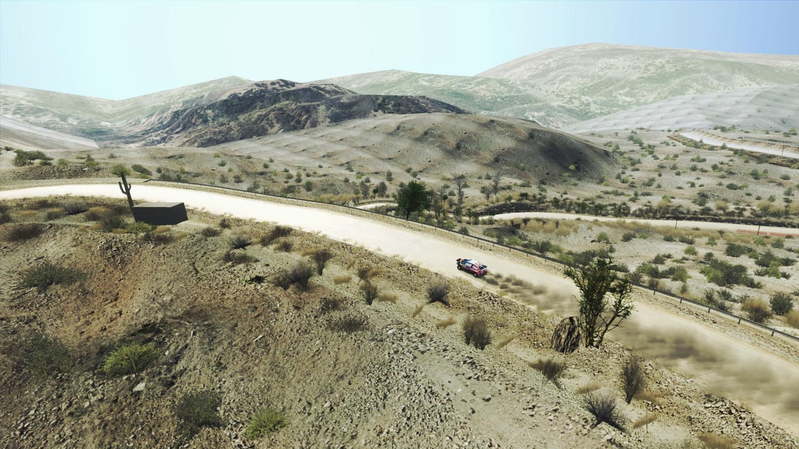 RBR TRAXX NEWS Vreal Rally Track Design 3D : Rally MEXICO