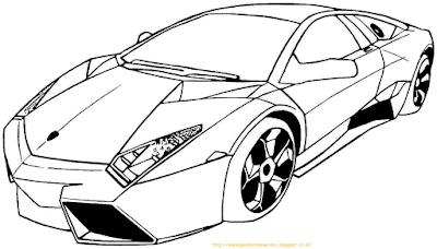 Mobil Lamborghini -