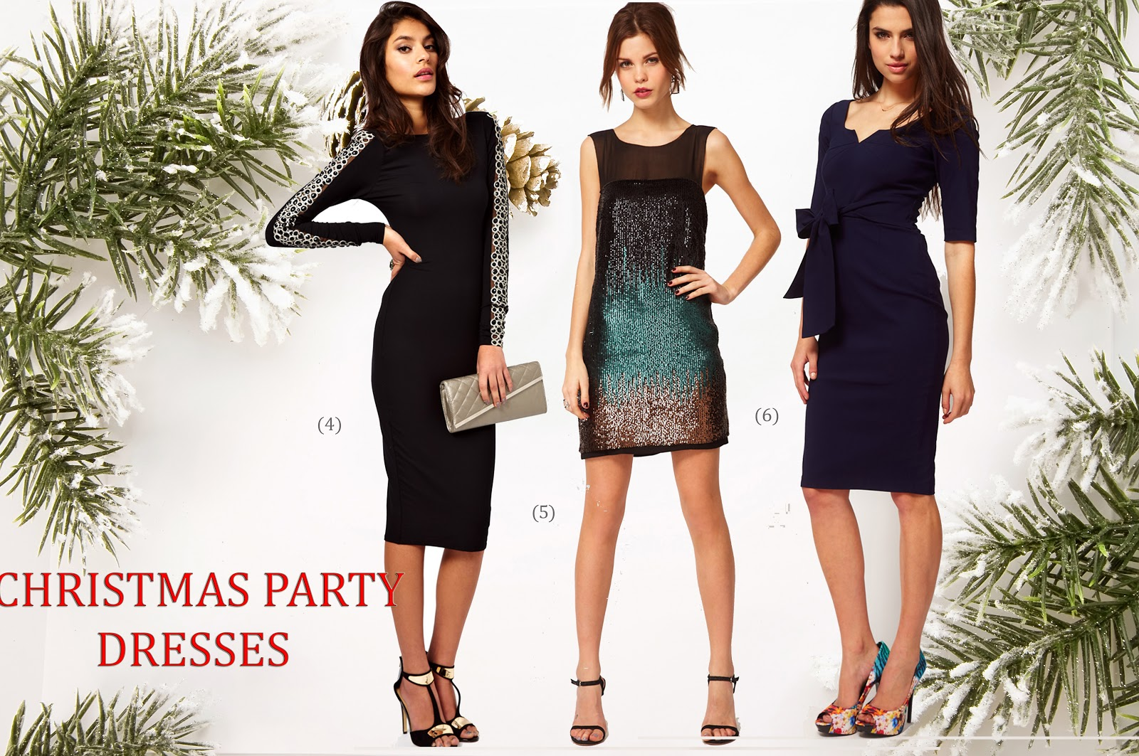 what to wear for christmas party work