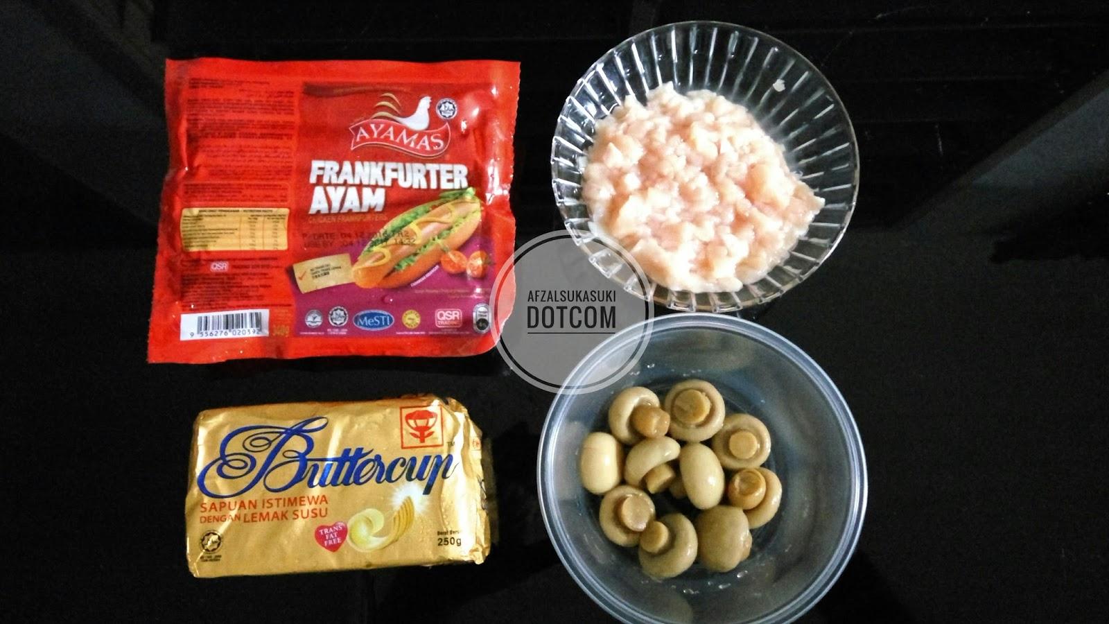 Resepi Mudah Dan Sedap Macaroni Cheese