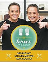 nuevo libro de recetas de los Hermanos Torres