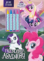 My Little Pony the Movie Friendship Adventure: With over 30 Stickers!
