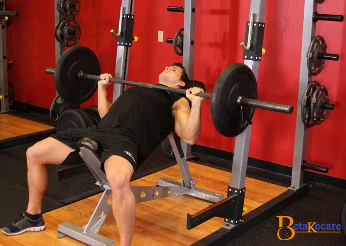 Incline Bench Bench Press