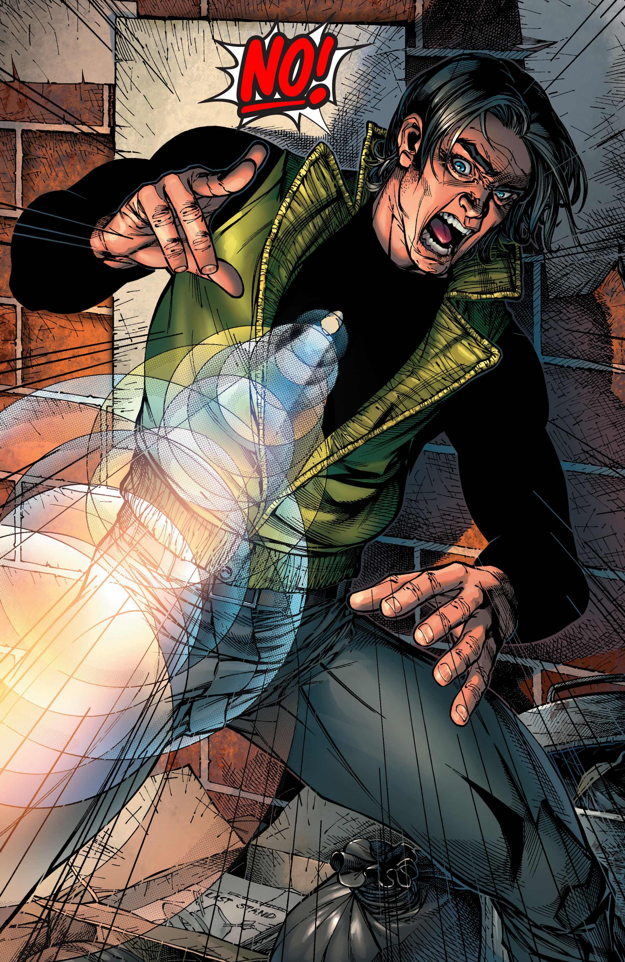 Read online Ultimate X-Men comic -  Issue #47 - 3