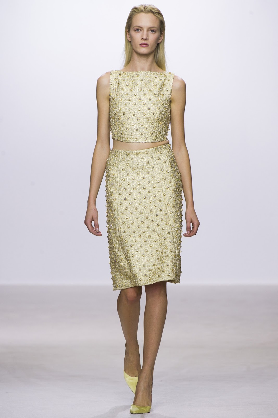 Paris Fashion Week Giambattista Valli Spring Summer 2013