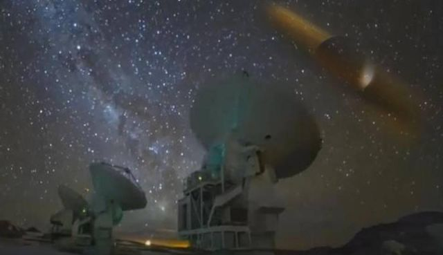 Astronomers Capture Hundreds of Alien Signals From Space  Alien%2Bsignals%2Bspace%2Bastromomers