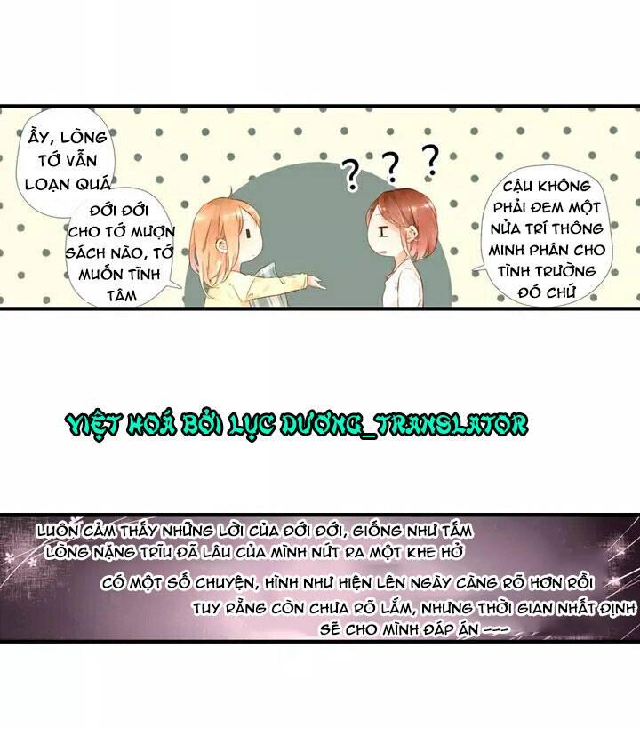 Tình Yêu Sắc Anh Thảo – Chap 18.2