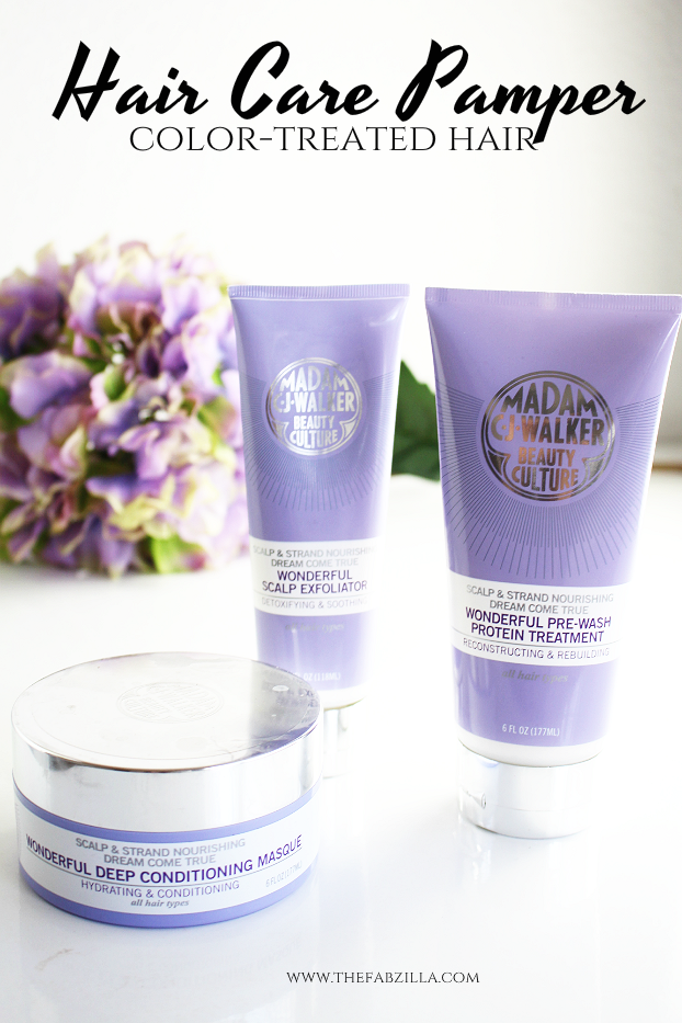 madam c.j.walker beauty culture dream come true review