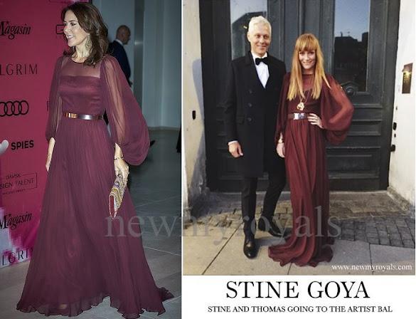 Stine Goya was established in Copenhagen, Denmark  in 2006 by the designer of the same name.
