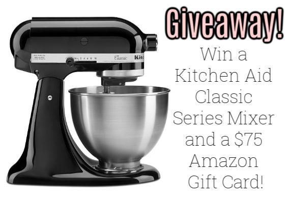 Win A Kitchenaid Artisan Stand Mixer Karen S Kitchen Stories