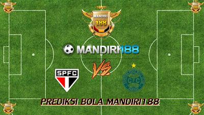 AGEN BOLA - Prediksi Sao Paulo vs Coritiba 4 Agustus 2017