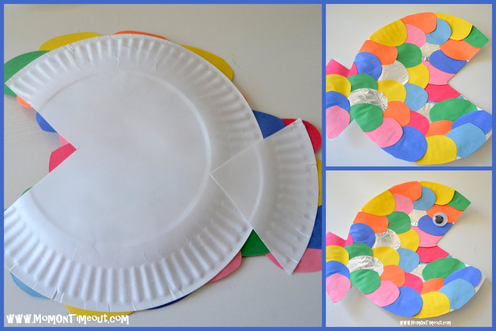 The Rainbow Fish Book Activities, Crafts, And Snack Ideas