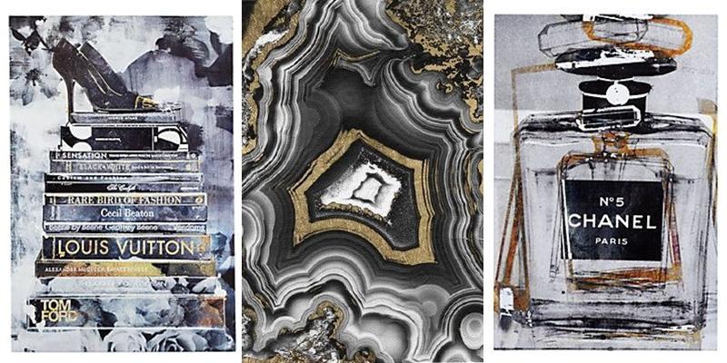 Oliver Gal modni printovi i slike.