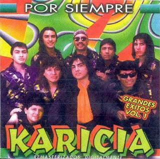 grupo karicia Por siempre volumen 1