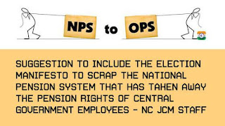Proposal to include in the election manifesto of your party with regard to the scrapping of the National Pension System