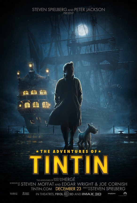 Adventures Of Tintin Full Movie Watch Online Free