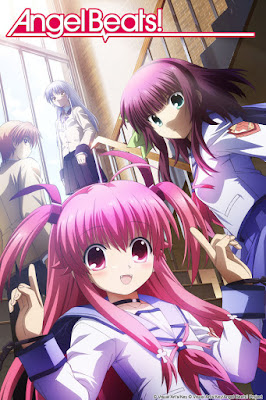 Angel Beats Subtitle Indonesia 720p + Batch [Google Drive]