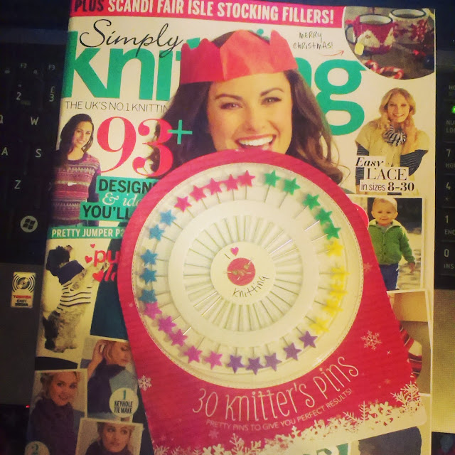 10pm - Simply Knitting magazine