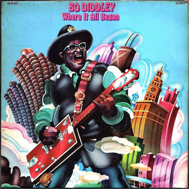 Bo Diddley 1972, Where it All began