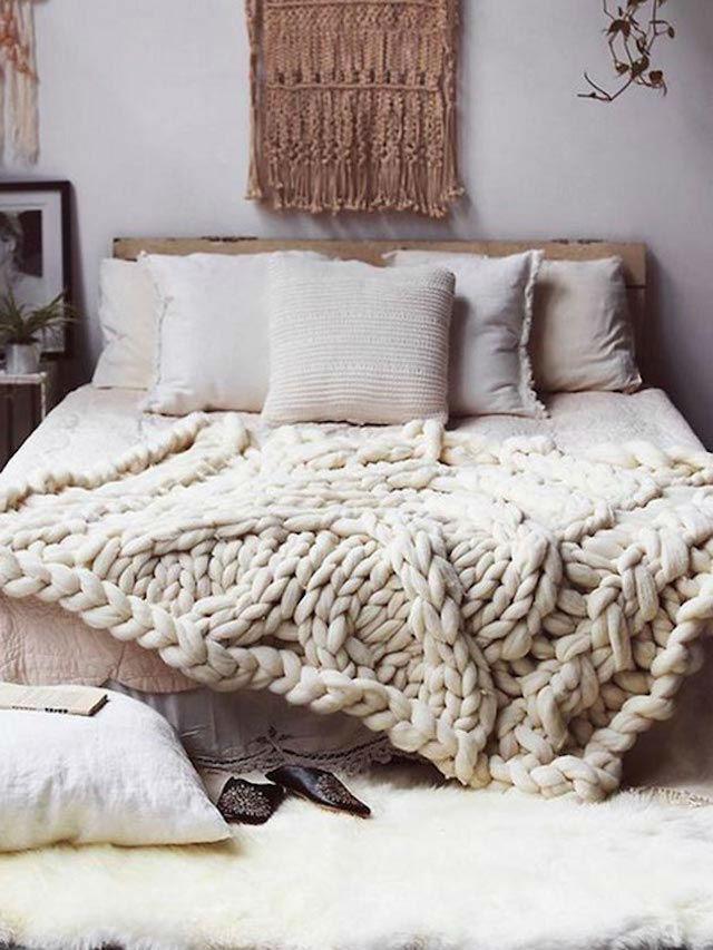 manta lana merino