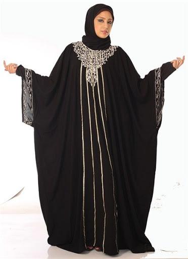 model abaya kaftan terbaru