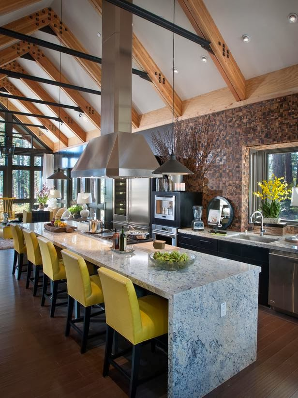 HGTV Dream Home 2014  Kitchen Pictures  Modern Furniture Deocor