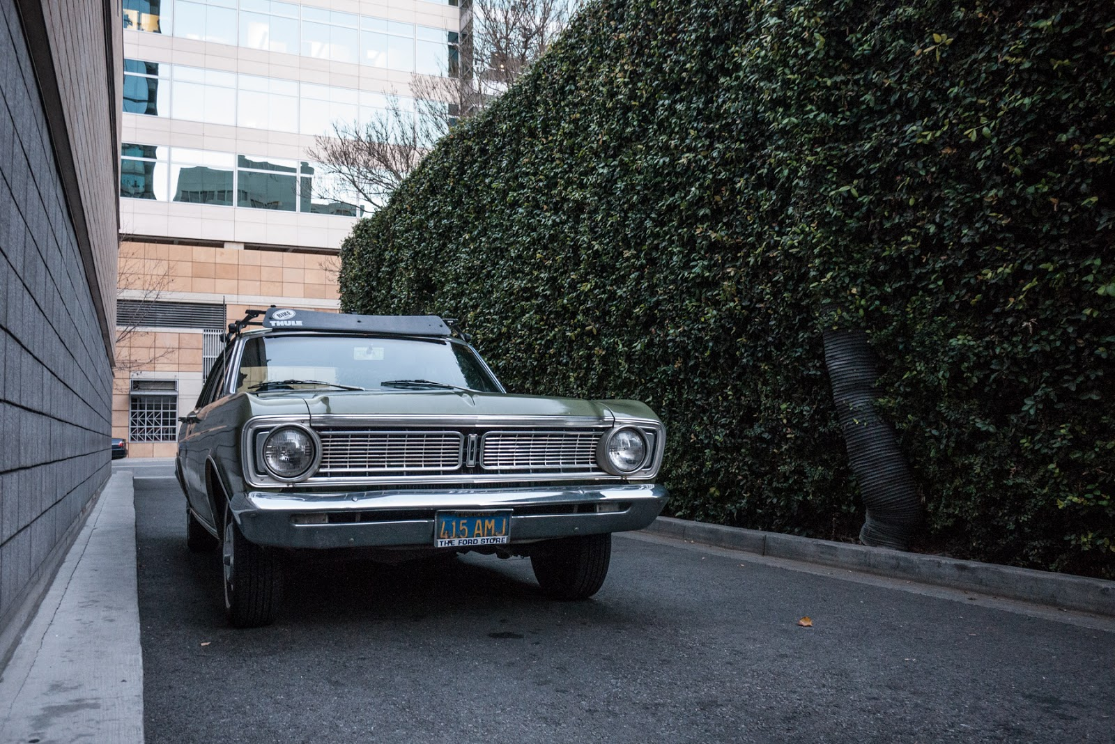 THE STREET PEEP: 1969 Ford Falcon Futura