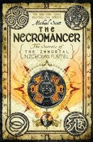 Novel The Necromancer Serial The Secrets of the Immortal Nicholas Flamel