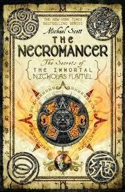 Novel The Necromancer Serial The Secrets of the Immortal Nicholas Flamel