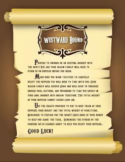 Westward, Ho!   Circus of Learning