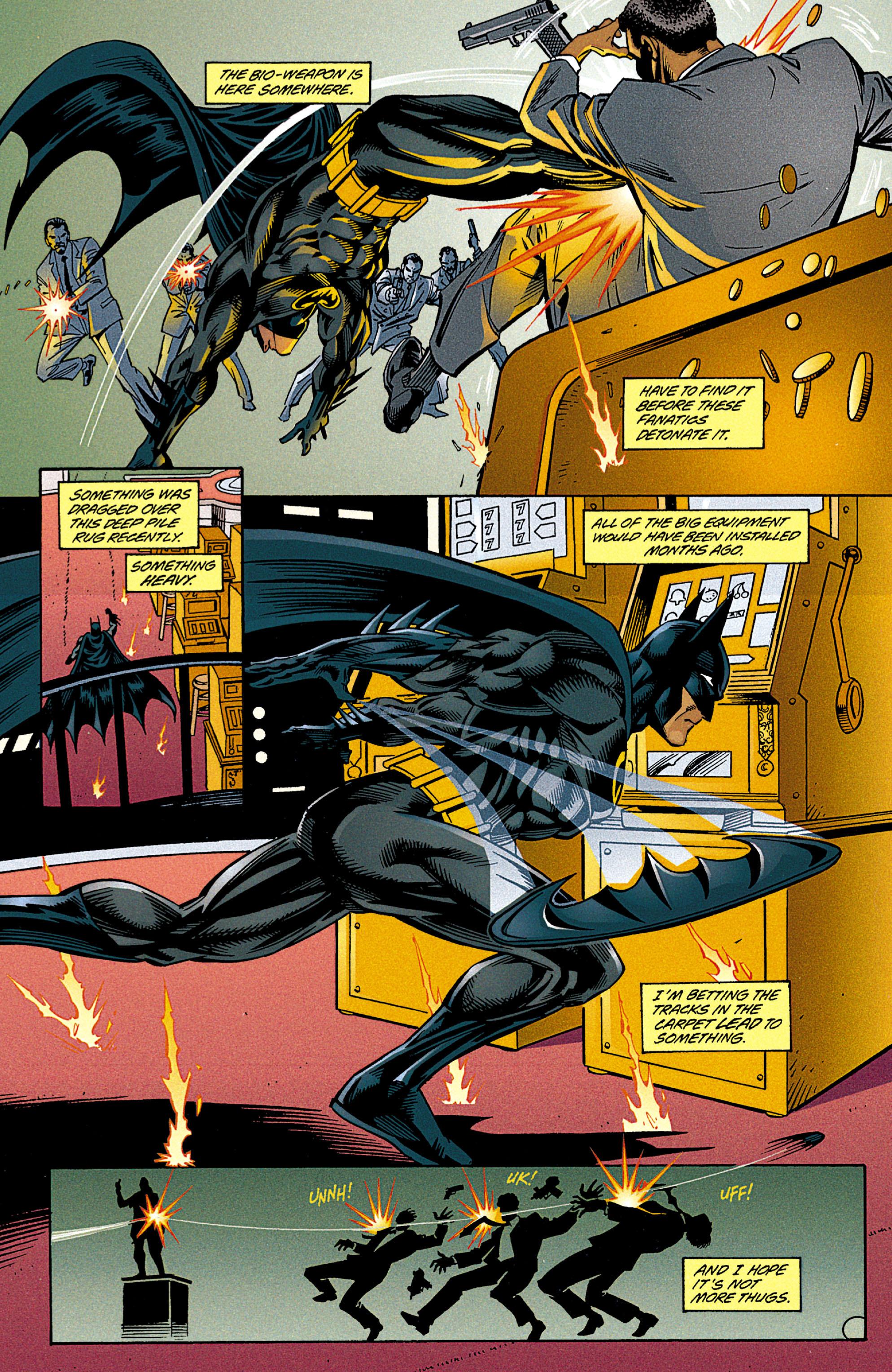 Detective Comics (1937) 701 Page 6