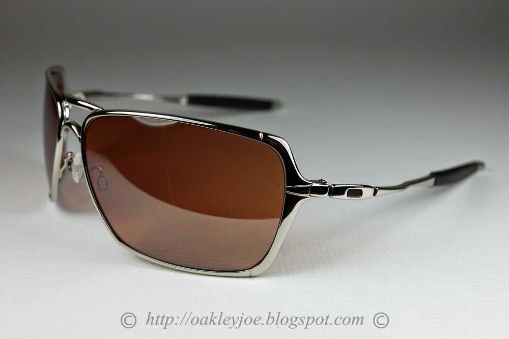 fd168b66ee Oakley Inmate Polished Chrome « Heritage Malta