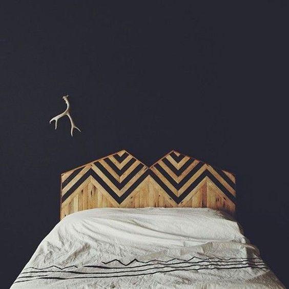 yatak başlığı yapımı