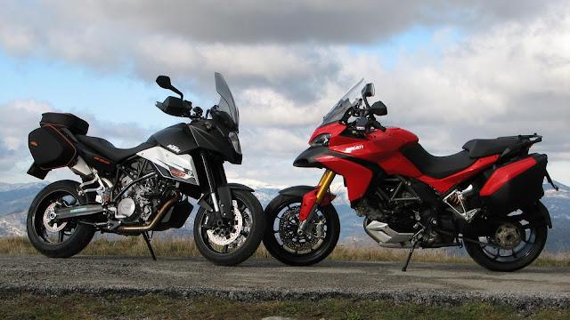 Ducati Multistrada 950 Harga dan Spesifikasi Terbaru 2018