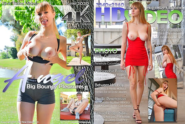 [FTVGirls] Angel - Big Bouncy Pleasures 2 504970