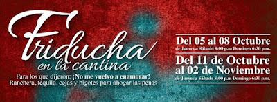 FRIDUCHA en La Cantina (Teatro) 2