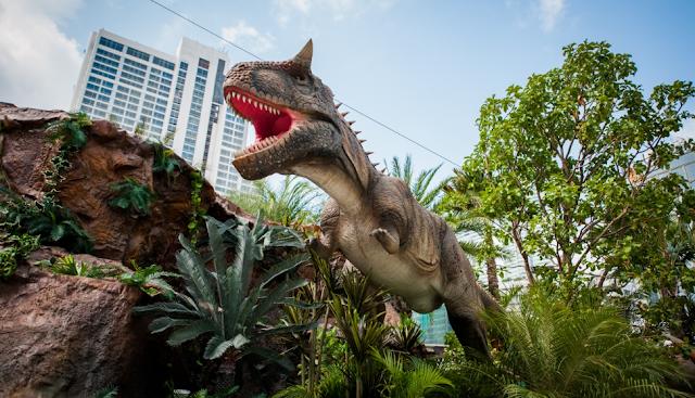 Jatim Park 3 Tamannya Dinosaurus di Batu Malang