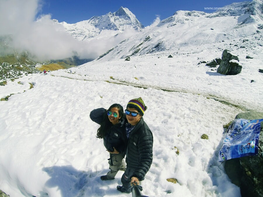 #bestDayEver - Annapurna Base Camp