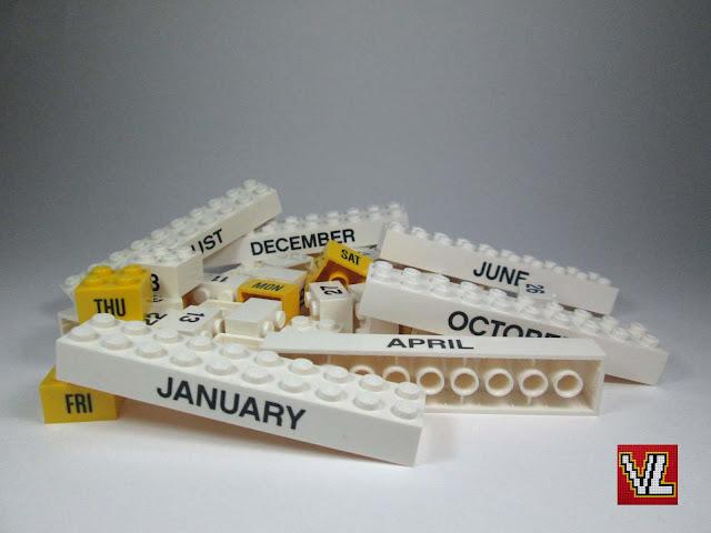 MOC LEGO 2017 - Um ano inteiro por construir!...