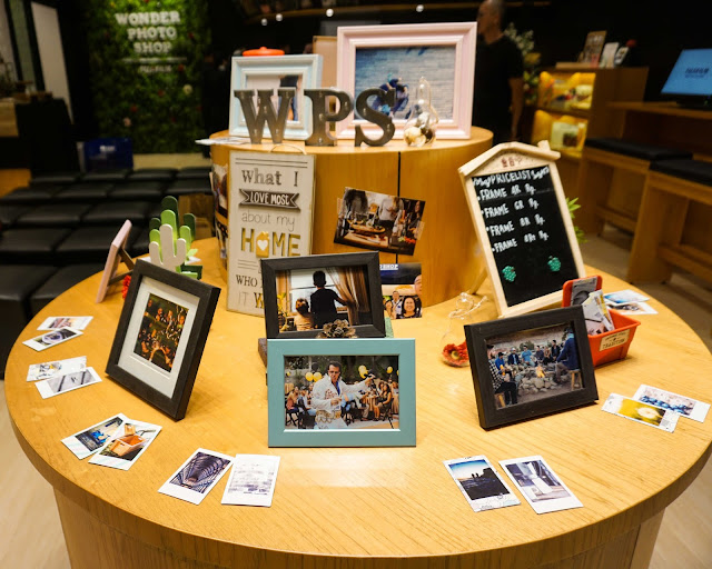 Cetak Foto Kekinian Fujifilm Wonder Photo Shop