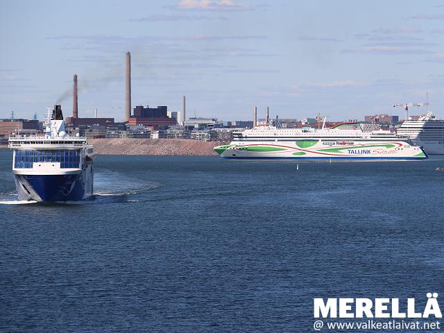 Laivat Helsinki - Tallinna