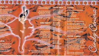 cindy cenora album asyik www.sampulkasetanak.blogspot.co.id